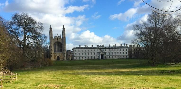 Cambridge University-LaBiotech Tour