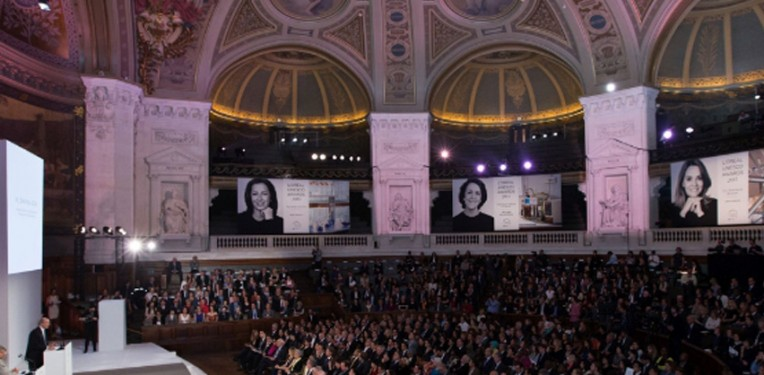 L'Oréal-UNESCO for Women in Science Awards