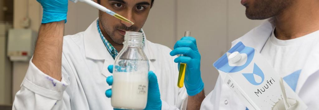synthetic milk Two bioengineers in silicon valley are using genetically engineered yeast to  create animal-free milk yes, it's artificial milk and, as steve.