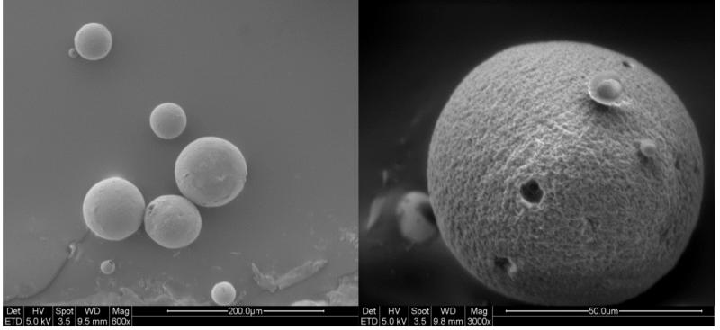 bioplastic nanocapsules