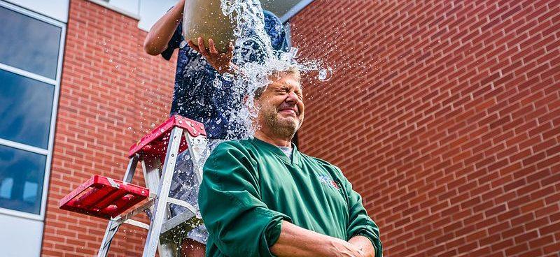 AL-S Pharma Neurimmune ALS Ice Bucket Challenge