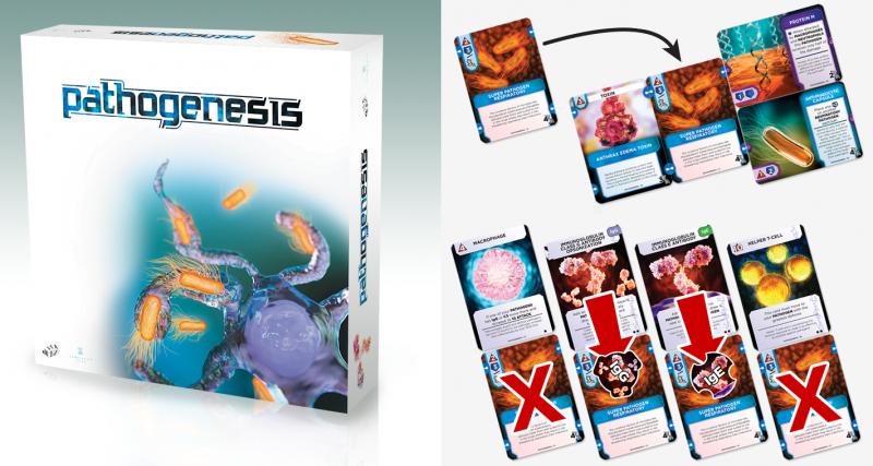 pathogenesis board game biotech gifts