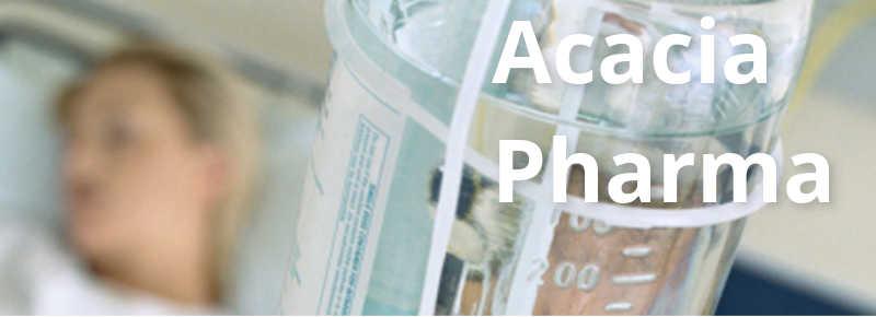 biotech cambridge acacia pharma