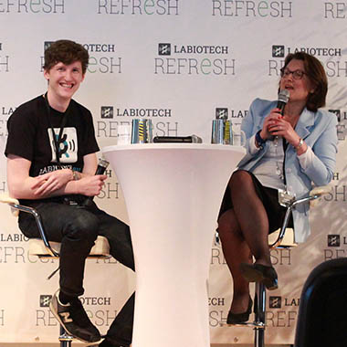 Refresh Berlin 2017