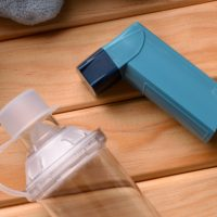 Vectura smart nebulizer asthma