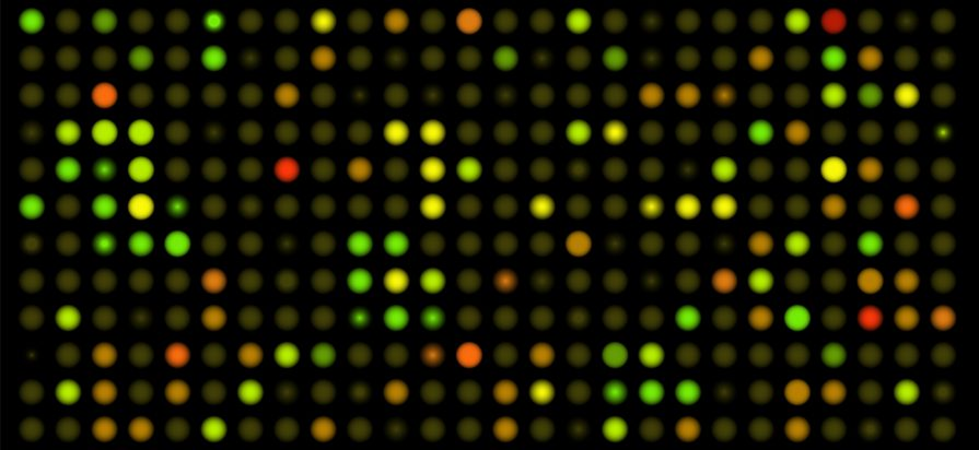 DNA microarray multi omics