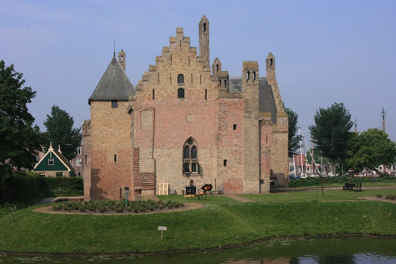 Radboud is also famous for this castle