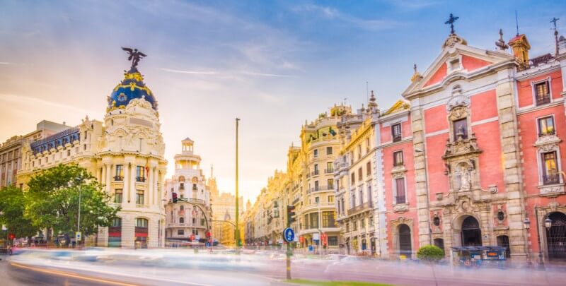 PharmaMar is based in the capital, Madrid
