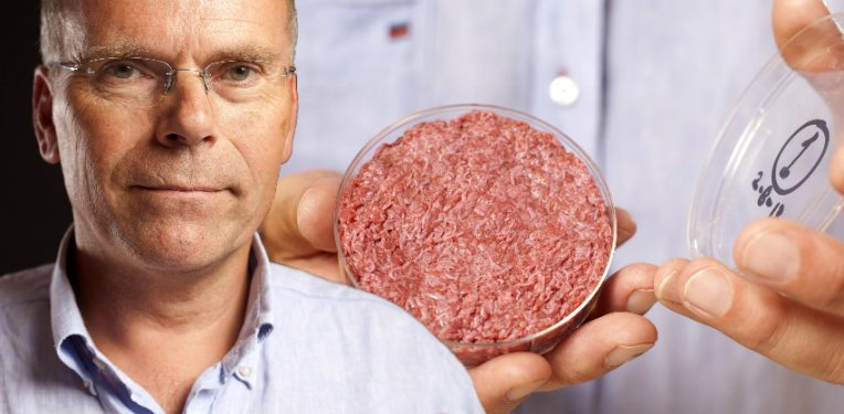Interview Mark Post cultured meat Mosa Meat