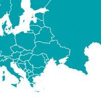 infographic mRNA companies Europe