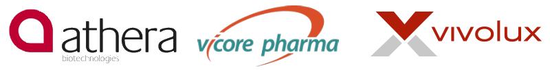 BioVentureHub biotech incubator athera vicore vivolux