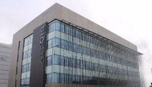 Biocity Nottingham biotech incubator