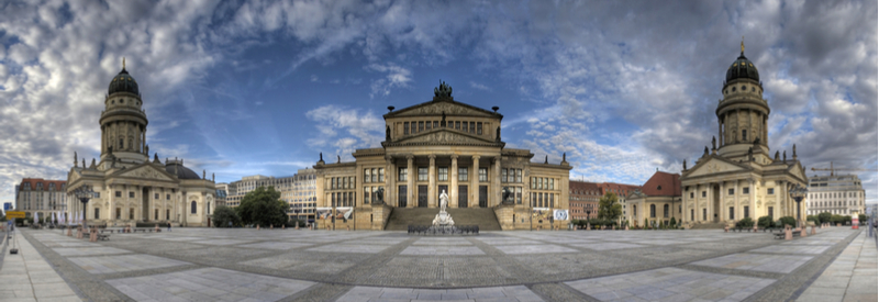 Takeda's sales and marketing headquarters can be found at Berlin's Gendarmenmarkt (source: Shutterstock).