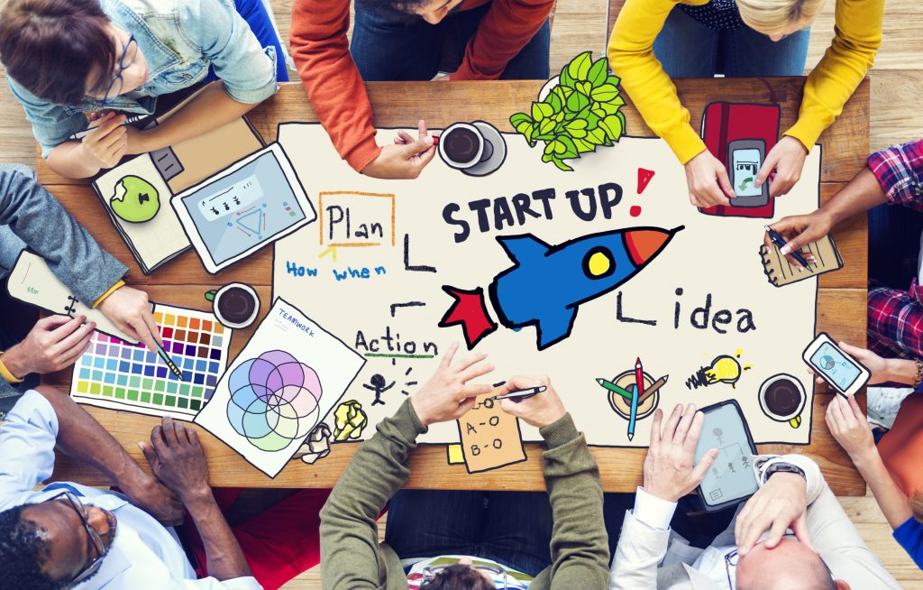 Many global compannies have initiatives supporting Berlin's startups (source: Shutterstock)