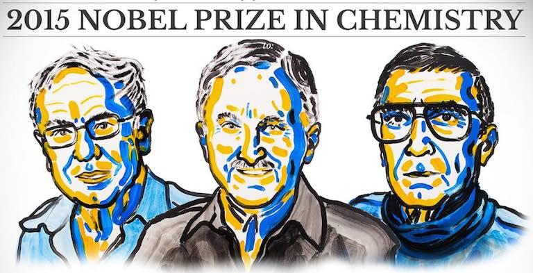 Aziz Sancar'ın Nobel Ödülüne Layık Görülen Çalışması
