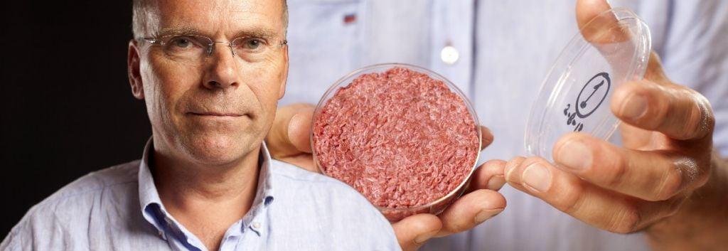 """Résultat de recherche d'images pour """"Mark Post meat lab"""""""
