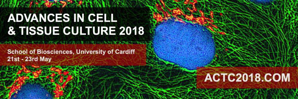 Advances in Cell and Tissue Culture 2018