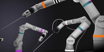 British Biotech Gets a $100M Boost to Develop a Surgical Robotic Arm